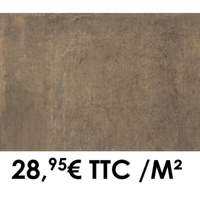 Carrelage 40x60cm Atelier Cuivre