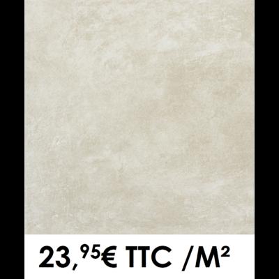 Carrelage 60x60cm Béton Beige
