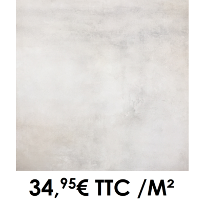 Carrelage 60x60cm Prestige Crème