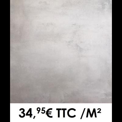 Carrelage 60x60cm Prestige Gris