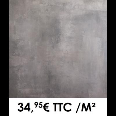 Carrelage 60x60cm Prestige Plomb