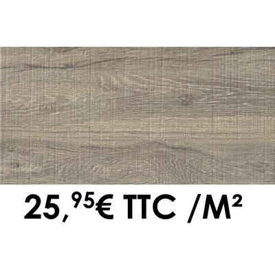 Carrelage 30x60cm Cévennes Muscade