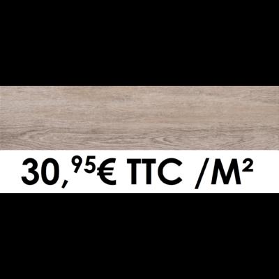 Carrelage 19x80cm Classic Wood Beige