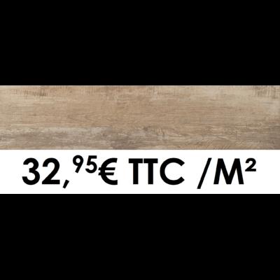 Carrelage 19x80cm Cortina Beige