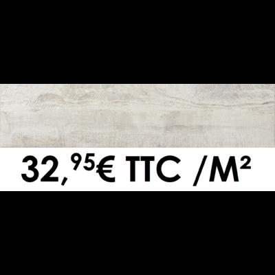 Carrelage 19x80cm Cortina Blanchi