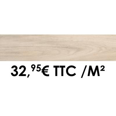 Carrelage 19x80cm Savoie Érable