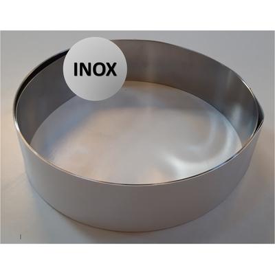 Guide de chape INOX