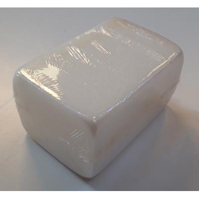 Éponge mousse synthétique blanche (15x10x8cm)