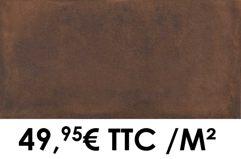 50x100cm MMXU Marazzi Cotto Toscana20 Rosso RT Grip