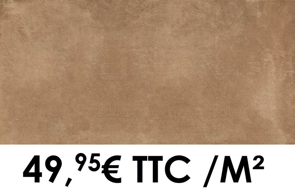 50x100cm MMXV Marazzi Cotto Toscana20 Rosa RT Grip
