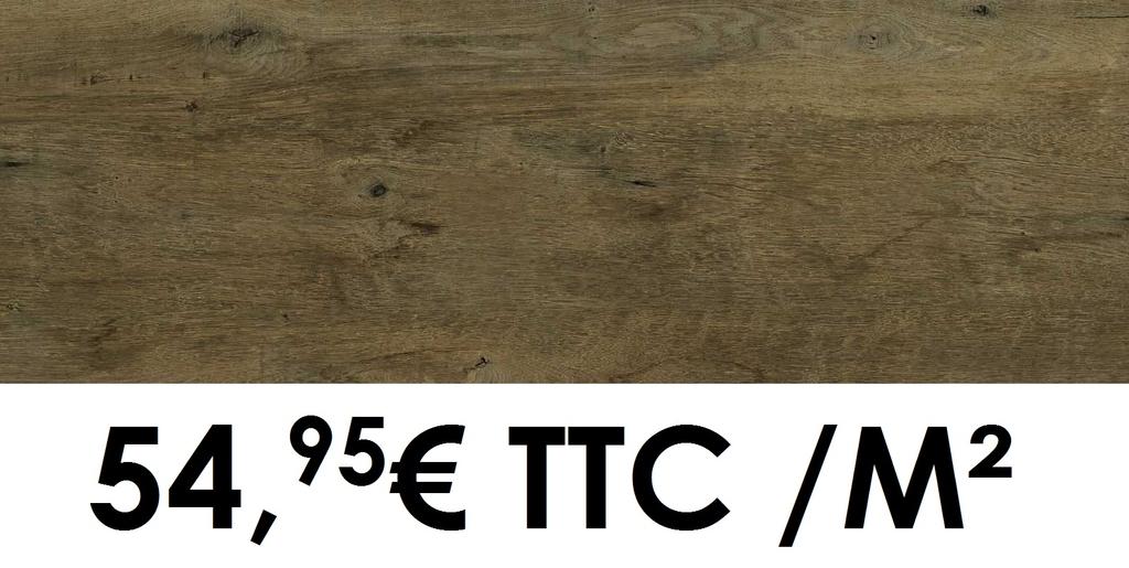 40x120cm MCNS Marazzi Treverkdear20 Brown RT Grip