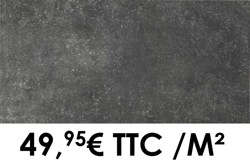50x100cm MMXW Marazzi Memento20 Antracite RT Grip