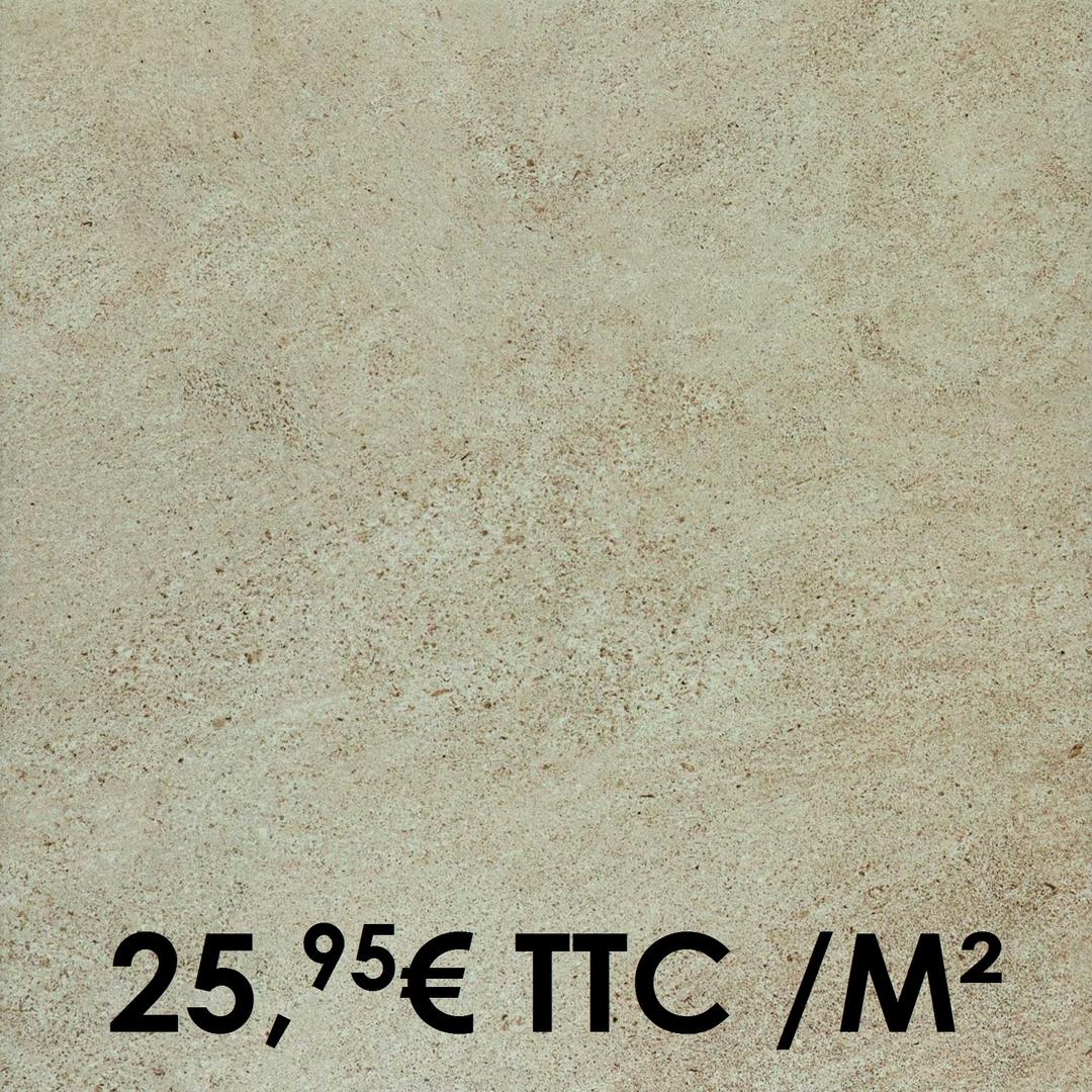 MLHA 60x60cm Marazzi Stonework Taupe RT