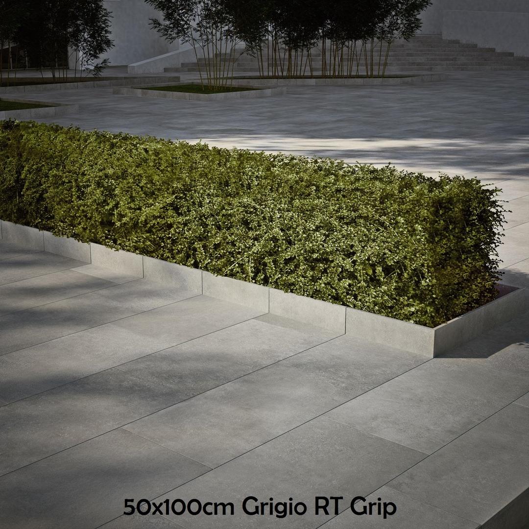 Marazzi 50x100cm Memento20 Grigio RT Grip (2)