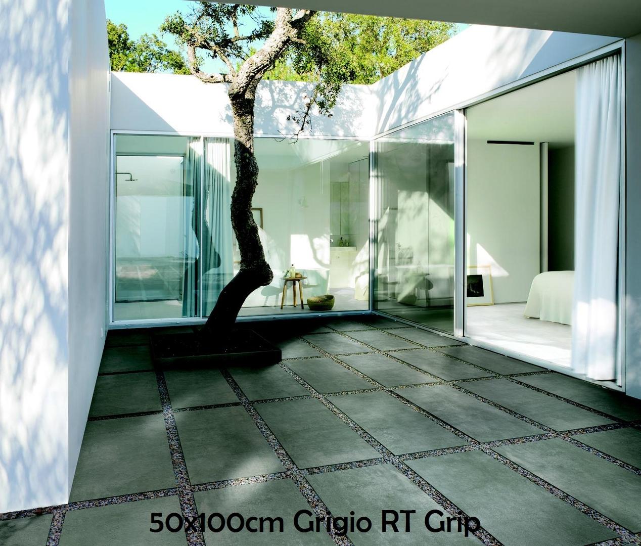 Marazzi 50x100cm Memento20 Grigio RT Grip (1)
