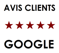 Avis clients (Google)