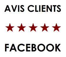 Avis clients (Facebook)