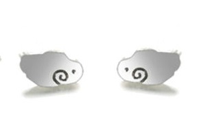 Boucles d\'oreilles mouton puces - Angel shop