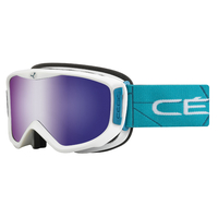 + Masque de ski Cébé - Legend M CBG49 - Dark Rose Flash Blue - Cat.3