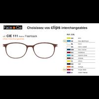 Clips Face & Cie - CIE 111 - Thème Flashback