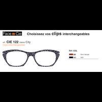 Clips Face & Cie - CIE 122 - Thème City