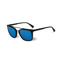 Lunettes Vuarnet VL1601 PURE GREEN BLUE FLASHED - Cat.3