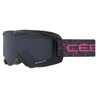 + Masque Cébé Junior - Bionic CBG119 - Black / Pink Grey - Cat.3
