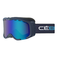 + Masque de ski Cébé - Cheeky OTG CBG113 -  Cyan Brown Flash BLUE - Cat.3
