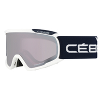 + Masque de ski Cébé - Fanatic L CBG92 - Light Rose Flach Mirror - Cat.2