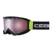 + Masque de ski Cébé - Infinity OTG  CBG70 - Dark Rose Flash Mirror - Cat.3