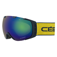 + Masque de ski Cébé - Origins L CBG86 - Brown Flash Blue - Cat.3