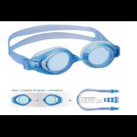 Lunettes de natation enfant à la vue - V750