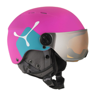 Casque de ski cébé Junior - Fireball - Taille 50 à 54cm - Cat 3