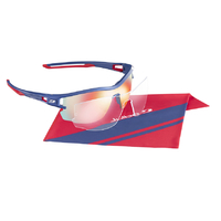 Lunettes Aero - Martin Fourcade - J4833136 - Zebra Light Fire - Cat.1 à 3 + Cat.0