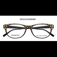 Clips Face & Cie - CIE184 - PAN2 - Panthère 2