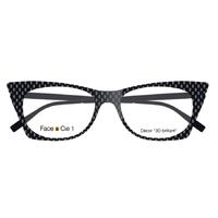 Clips Face & Cie - CIE184R - BG Black Glossy