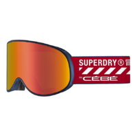 Masque de ski Cébé - Attraction Superdry CBG414 - Cat.3 + Cat.1