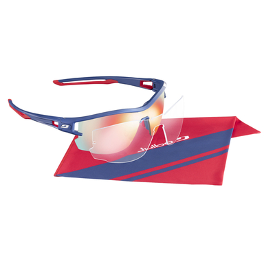 Lunettes Aero - Martin Fourcade - J4833136 - Zebra Light Fire - Reactiv +  Cat. 395700acebd5