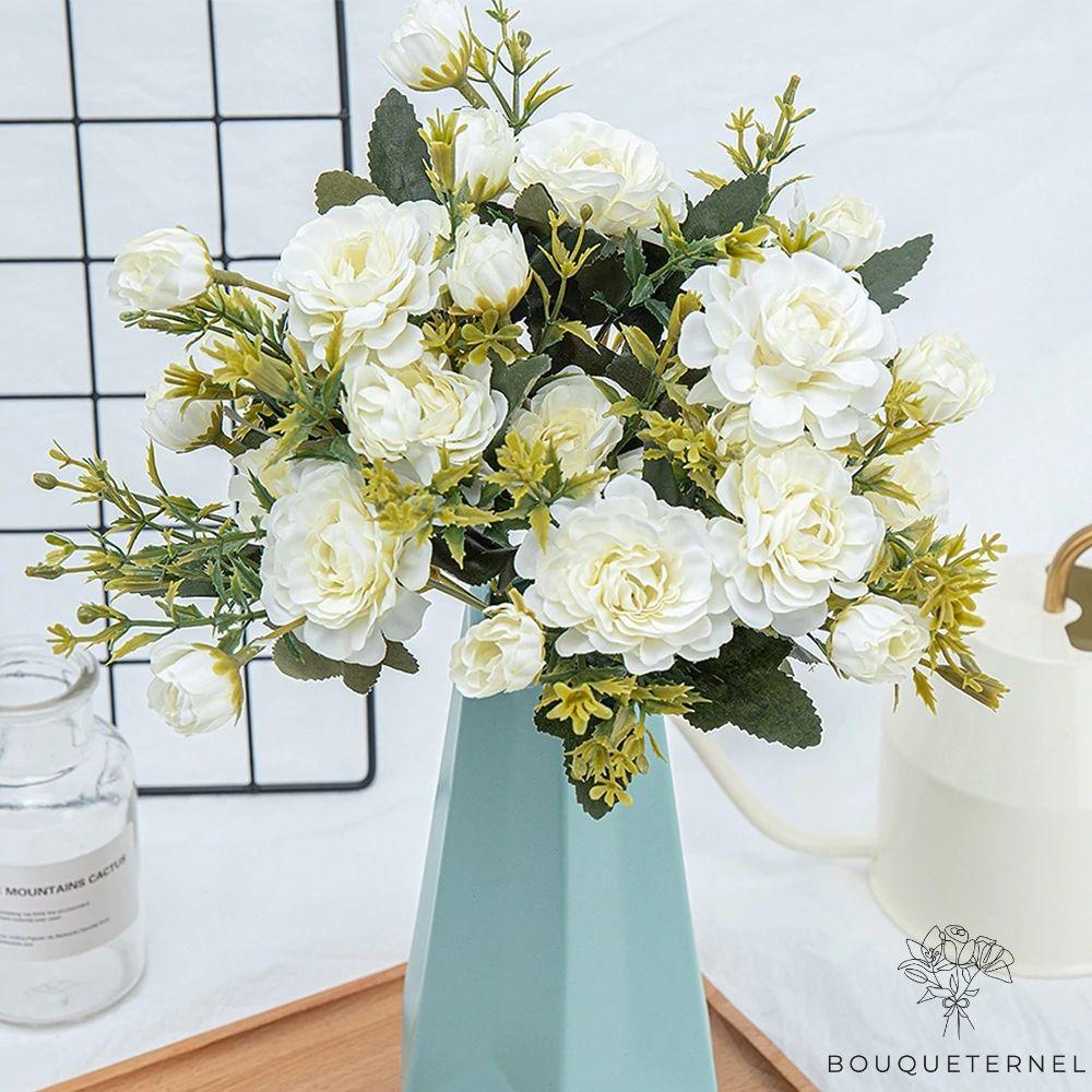 Bouquet Artificiel Art Floral Moderne
