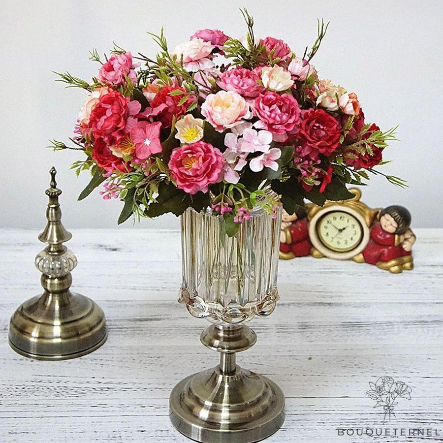 Bouquet Artificiel Composition Florale