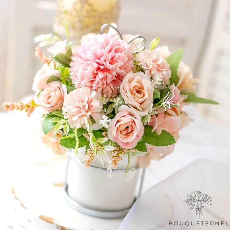 Bouquet Artificiel Déco Florale pour Mariage