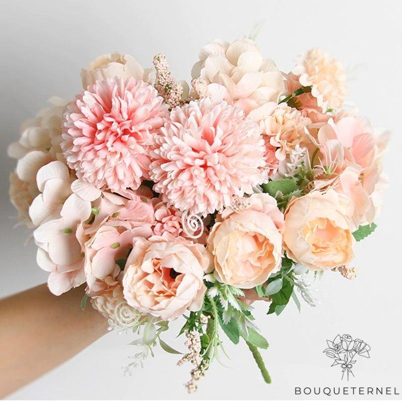 Bouquet Artificiel Décoration de Salle de Mariage