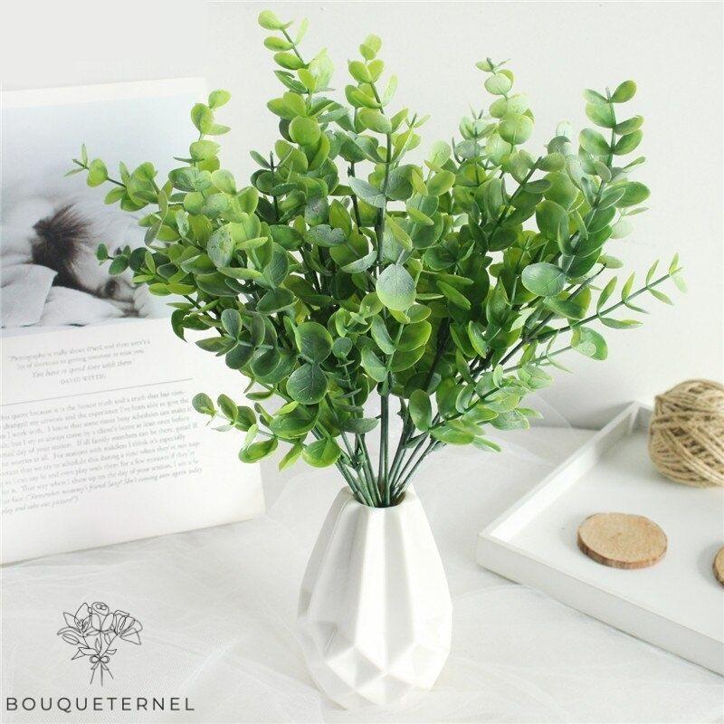 Buis Artificiel d'Extérieur | Branche Artificielle | Plante Artificielle | Bouqueternel