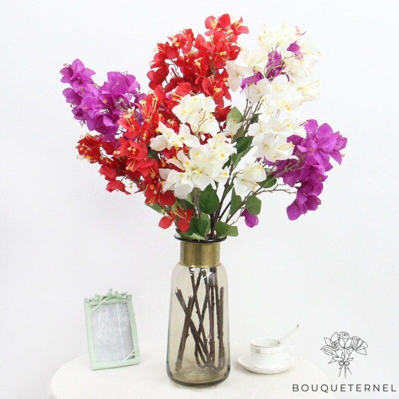 Bouquet Artificiel de Bougainvillier d\'Extérieur
