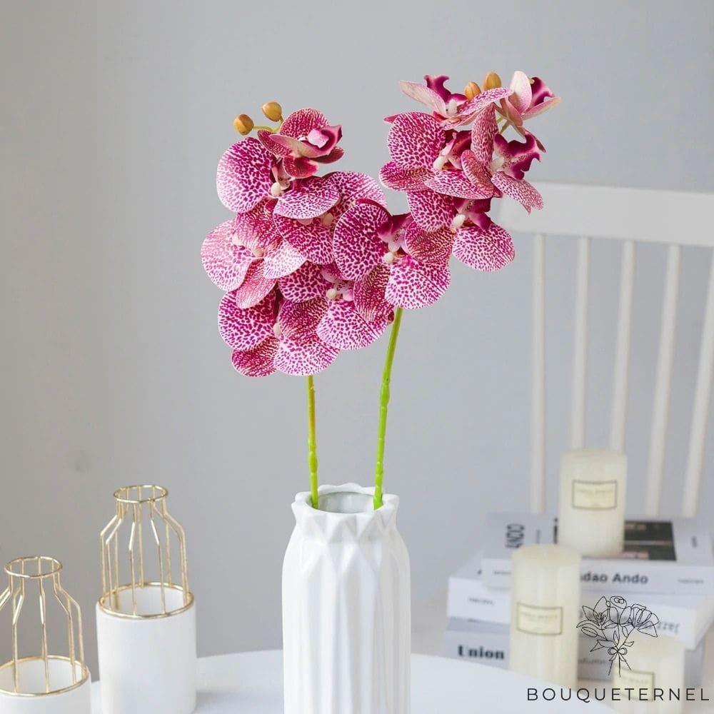 Orchidées Phalaenopsis Artificielles