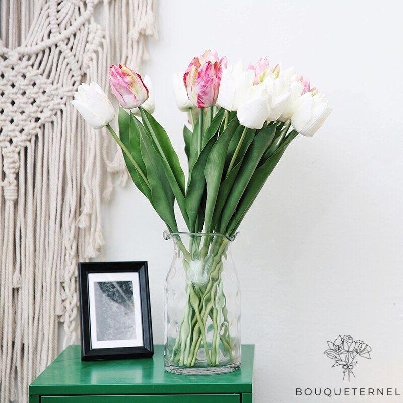 Tulipes Sylvestris Artificielles