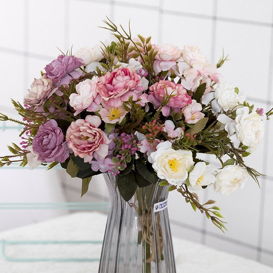 Fleurs Artificielles Pas Cher Cimetière Bouqueternel