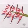 Branche Artificielle Fleur Oiseau de Paradis Rouge | Branche Artificielle | Bouqueternel