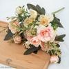 Bouquet Artificiel Art Floral Moderne Rose Pâle | Bouquet Artificiel | Bouqueternel