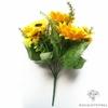 Bouquet Artificiel de Tournesols Jaune | Bouquet Artificiel | Bouqueternel